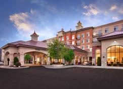 爱达荷瀑布万豪费尔菲尔德酒店 - 爱达荷福尔斯 - 建筑