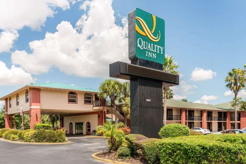 奥兰多机场质量酒店 - 奥兰多 - 建筑