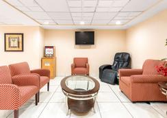 奥兰多机场品质酒店 - 奥兰多 - 休息厅