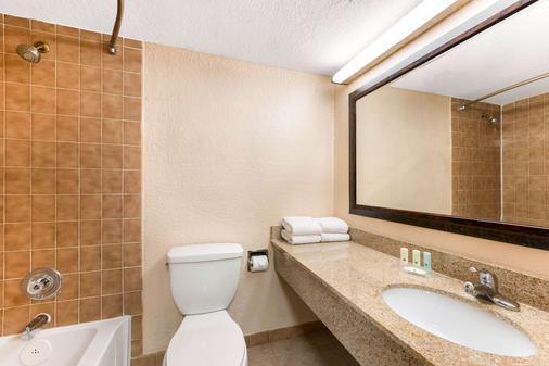 奥兰多机场品质酒店 - 奥兰多 - 浴室