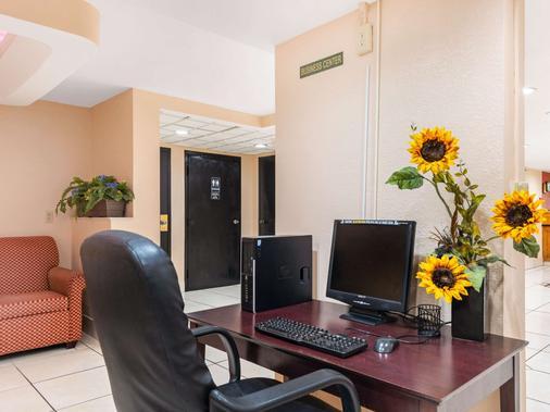 奥兰多机场质量酒店 - 奥兰多 - 商务中心