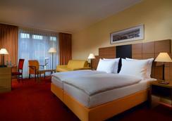 尼克特劳赫最佳西方酒店 - 班贝格 - 睡房