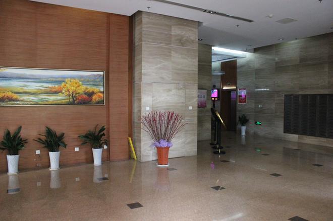 南京智轩阁酒店公寓 - 南京 - 大厅
