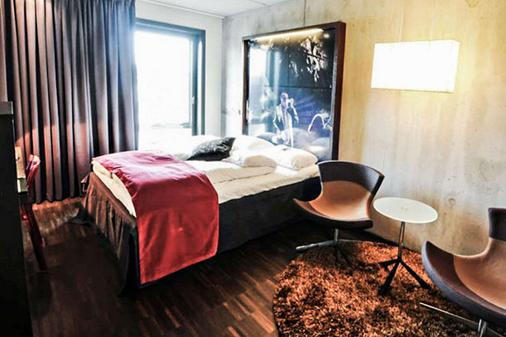 康福特茵酒店 - 斯塔万格 - 睡房