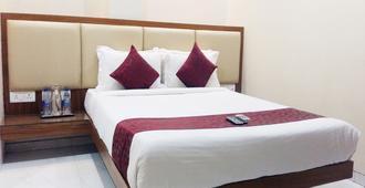 阿德雷斯旅馆酒店 - 孟买 - 睡房