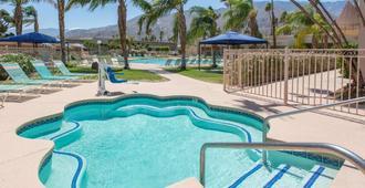棕榈泉戴斯酒店 - 棕榈泉 - 游泳池