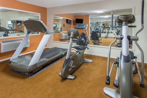 棕榈泉戴斯酒店 - 棕榈泉 - 健身房