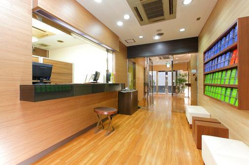 巢鸭弗莱斯泰酒店 - 东京 - 柜台