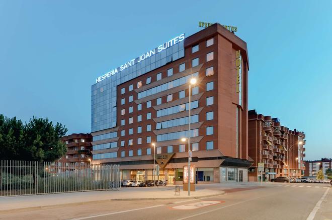 圣约翰套房霍斯波利亚酒店 - 巴塞罗那 - 建筑