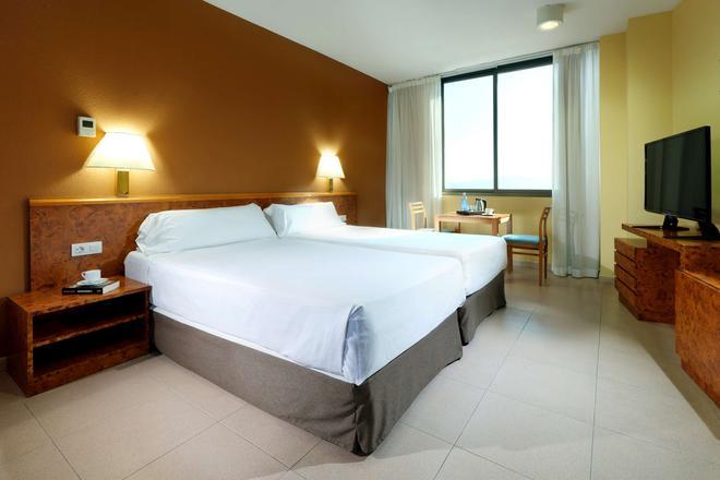圣约翰套房霍斯波利亚酒店 - 巴塞罗那 - 睡房