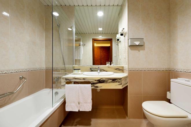 圣约翰套房霍斯波利亚酒店 - 巴塞罗那 - 浴室