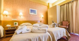 奥尔加皇后酒店 - 塞萨洛尼基 - 睡房