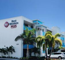 最佳西方Plu西斯塔礁威酒店