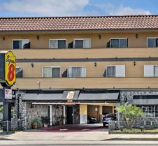 英格尔伍德-LAX温德姆速8酒店