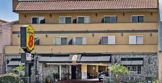 英格尔伍德-LAX温德姆速8酒店 - 英格尔伍德 - 建筑