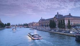 拉斯拜尔蒙帕纳斯美居酒店 - 巴黎 - 户外景观