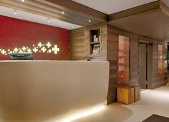 瑞士阿戈拉法斯宾德夜未央酒店 - 洛桑 - 柜台