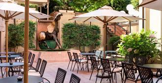 Hotel Indigo Verona - Grand Hotel Des Arts - 维罗纳 - 露台