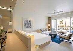 玫瑰厅凯悦兹乐拉酒店-限成人- - 蒙特哥贝 - 睡房
