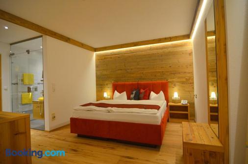 索那尔普酒店 - 蒂罗尔-基希贝格 - 睡房