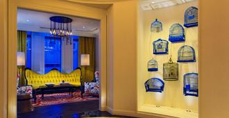 摩纳哥匹兹堡金普顿酒店 - 匹兹堡 - 大厅