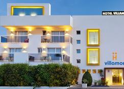 维拉莫尔酒店 - 德尼亚 - 建筑