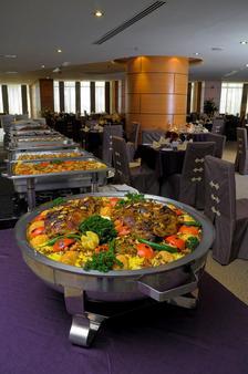 麦加艾拉法马斯哈尔酒店 - 麦加 - 自助餐