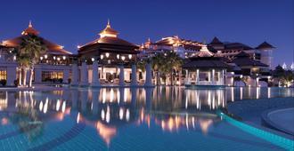 迪拜棕榈岛安娜塔拉度假Spa酒店 - 迪拜