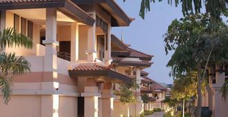 迪拜棕榈岛安娜塔拉度假Spa酒店 - 迪拜 - 建筑