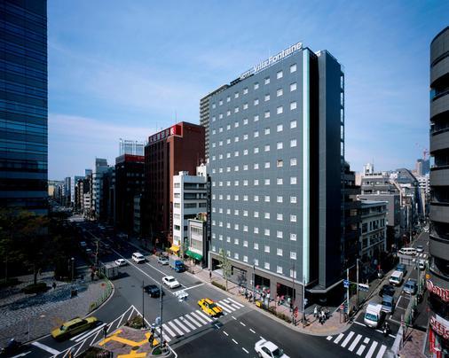 东京九段下芬迪别墅酒店 - 东京 - 建筑
