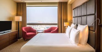阿古来尔雷汉罗塔纳酒店 - 迪拜 - 睡房