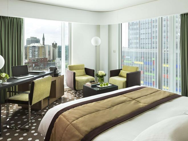 巴里亚里尔酒店 - 里尔 - 睡房