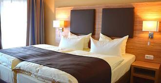 哈伯格老城酒店 - 汉堡 - 睡房