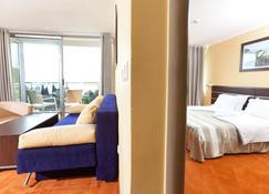 塔拉酒店 - 布德瓦 - 睡房