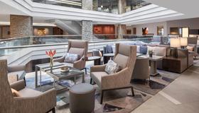 明尼阿波利斯市中心万豪酒店 - 明尼阿波利斯 - 休息厅