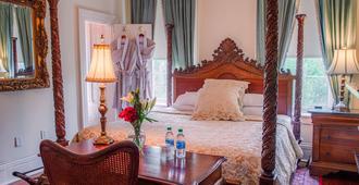 贾斯汀萨瓦纳旅馆 - 萨凡纳 - 睡房