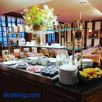 飞奥罗尼酒店 - 贝拉吉奥 - 自助餐