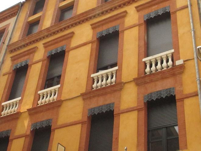 帕斯特尔酒店 - 图卢兹 - 建筑