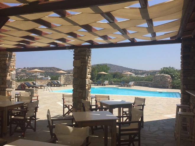 瑞士之家酒店 - 纳乌萨 - 游泳池