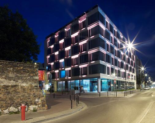 克拉科夫puro斯塔勒米亚斯托酒店 - 克拉科夫 - 建筑