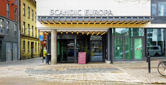 斯堪迪克欧罗巴酒店 - 哥德堡 - 建筑