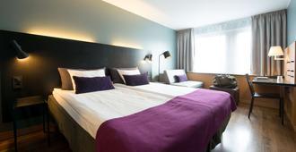 斯堪迪克欧罗巴酒店 - 哥德堡 - 睡房