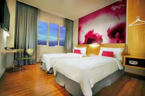 巴刹巴鲁瑷玛最爱酒店 - 雅加达 - 睡房