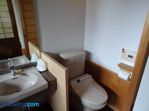 河口湖皇家酒店 - 富士河口湖 - 浴室
