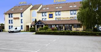 凯里亚德酒店-博韦南基酒店 - 博韦