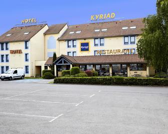 凯里亚德酒店-博韦南基酒店 - 博韦 - 建筑