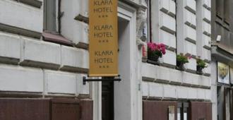 克拉拉酒店 - 布拉格 - 建筑