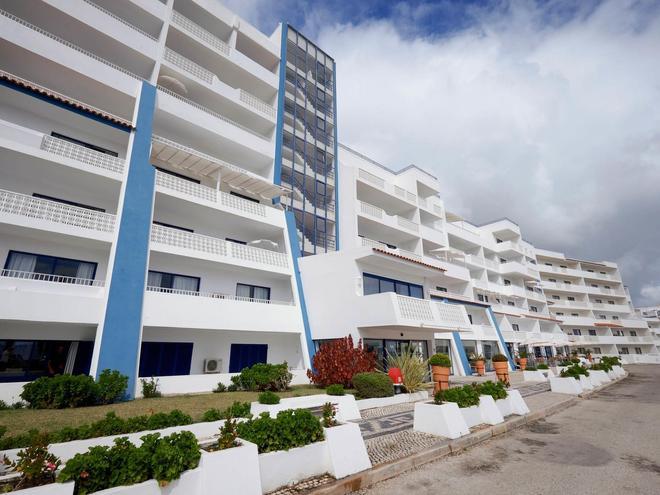 木图奥拉海滩俱乐部观景大酒店 - 阿尔布费拉 - 建筑
