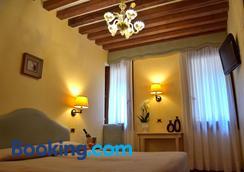 爱欧斯图艾克酒店 - 威尼斯 - 睡房