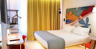 巴黎和平酒店 - 巴黎 - 睡房